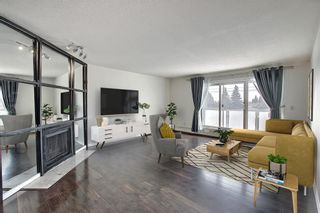 Photo 2: 411 333 Garry Crescent NE in Calgary: Greenview Apartment for sale : MLS®# A1088693