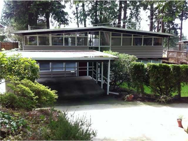 Main Photo: 533 W ST JAMES Road in North Vancouver: Delbrook House for sale : MLS®# V940842