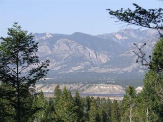 Photo 1: Lot 21 PINERIDGE MOUNTAIN PLACE in Invermere: Vacant Land for sale : MLS®# 2458247
