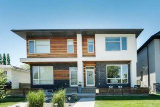 Main Photo: 2735 16 Avenue SW in Calgary: Shaganappi Duplex for sale : MLS®# A1128961