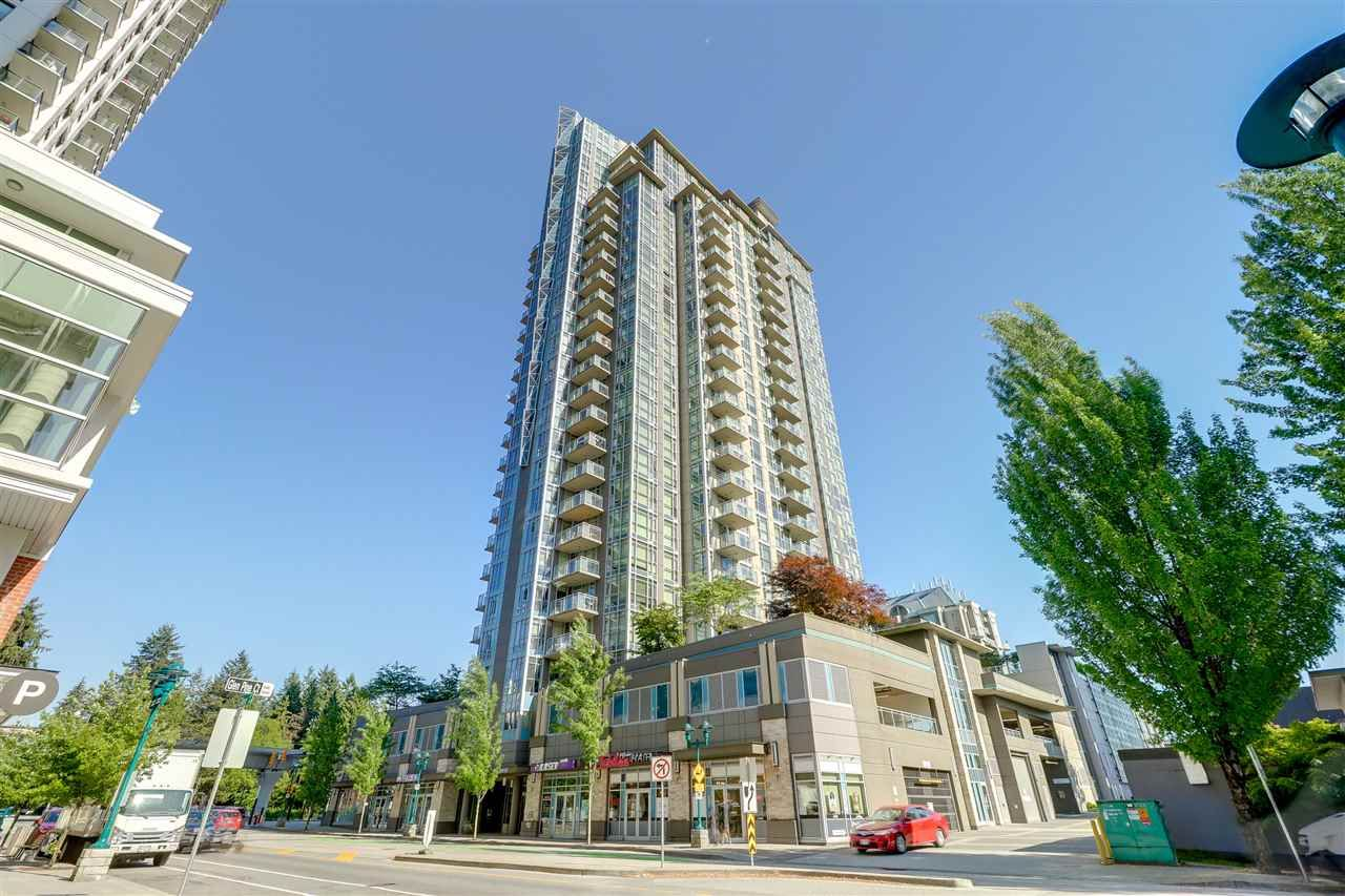 "Main Photo: 1008 3008 GLEN Drive in Coquitlam: North Coquitlam Condo for sale in ""M Two"" : MLS®# R2272155"