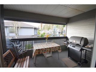 "Photo 15: 150 2998 ROBSON Drive in Coquitlam: Westwood Plateau Townhouse for sale in ""FOXRUN"" : MLS®# V1046791"