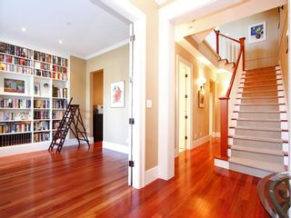 Photo 12: 2580 VINE Street in Vancouver: Kitsilano Townhouse for sale (Vancouver West)  : MLS®# V989268