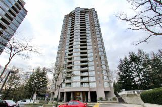 Main Photo: 2405 9603 MANCHESTER Drive in Burnaby: Cariboo Condo for sale (Burnaby North)  : MLS®# R2533531