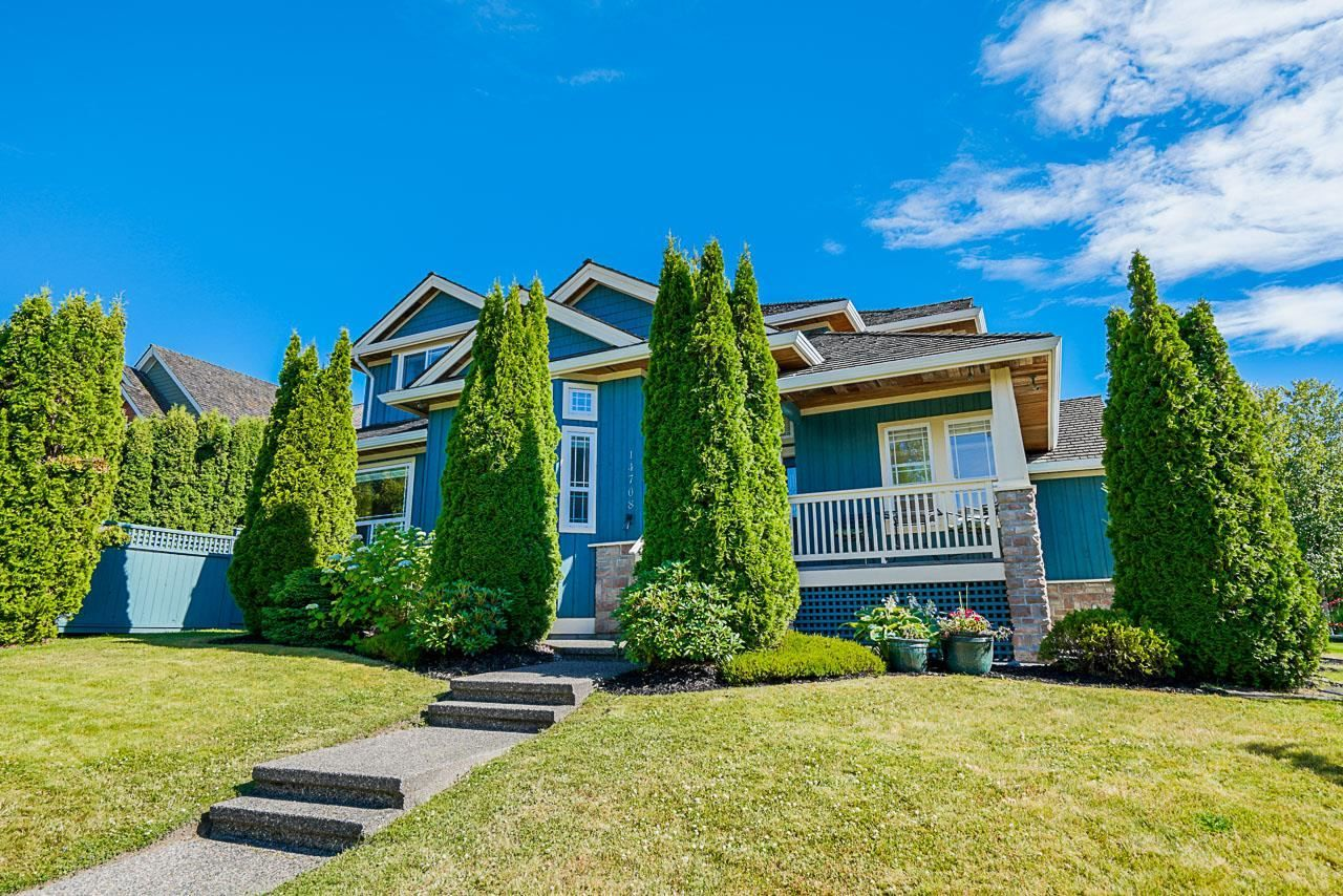 """Main Photo: 14708 31A Avenue in Surrey: Elgin Chantrell House for sale in """"HERITAGE TRAILS"""" (South Surrey White Rock)  : MLS®# R2596097"""