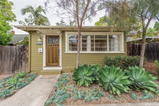 Photo 2: HILLCREST House for sale : 2 bedrooms : 1656 Pennsylvania Ave in San Diego