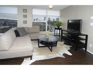 """Photo 2: # 807 2289 YUKON CR in Burnaby: Brentwood Park Condo for sale in """"WATERCOLOURS"""" (Burnaby North)  : MLS®# V814598"""