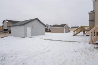Photo 18: 44 Tyson Trail in Winnipeg: Residential for sale (3K)  : MLS®# 1901547