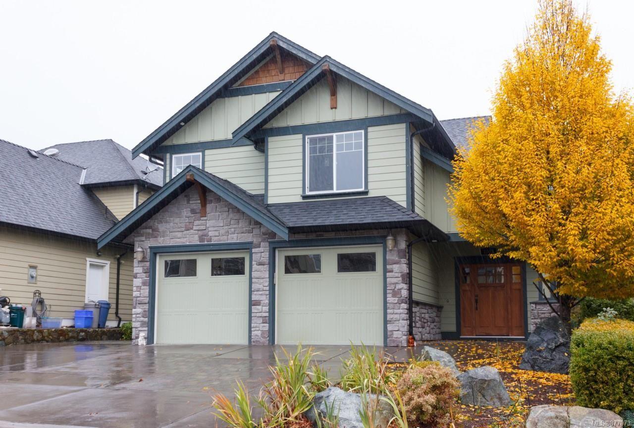 Main Photo: 1012 LIMESTONE Lane in : La Bear Mountain House for sale (Langford)  : MLS®# 877973
