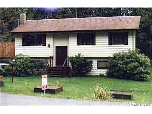 Main Photo: 940 Woodhaven Rd in SOOKE: Sk French Beach House for sale (Sooke)  : MLS®# 156402