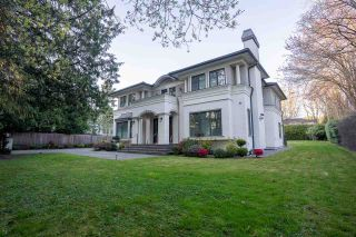 Main Photo: 2005 SW MARINE Drive in Vancouver: S.W. Marine House for sale (Vancouver West)  : MLS®# R2573233