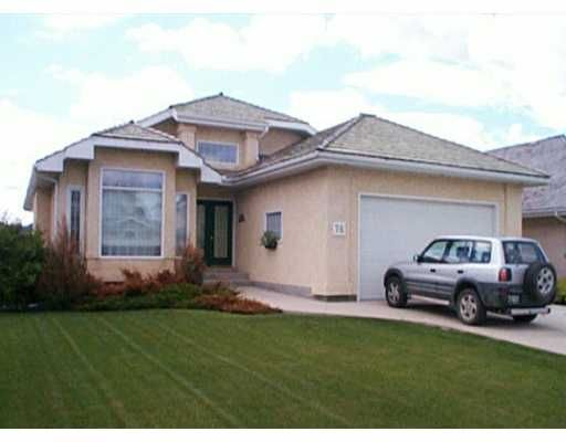 Main Photo: 76 VANDERBILT Drive in WINNIPEG: Fort Garry / Whyte Ridge / St Norbert Single Family Detached for sale (South Winnipeg)  : MLS®# 2109286