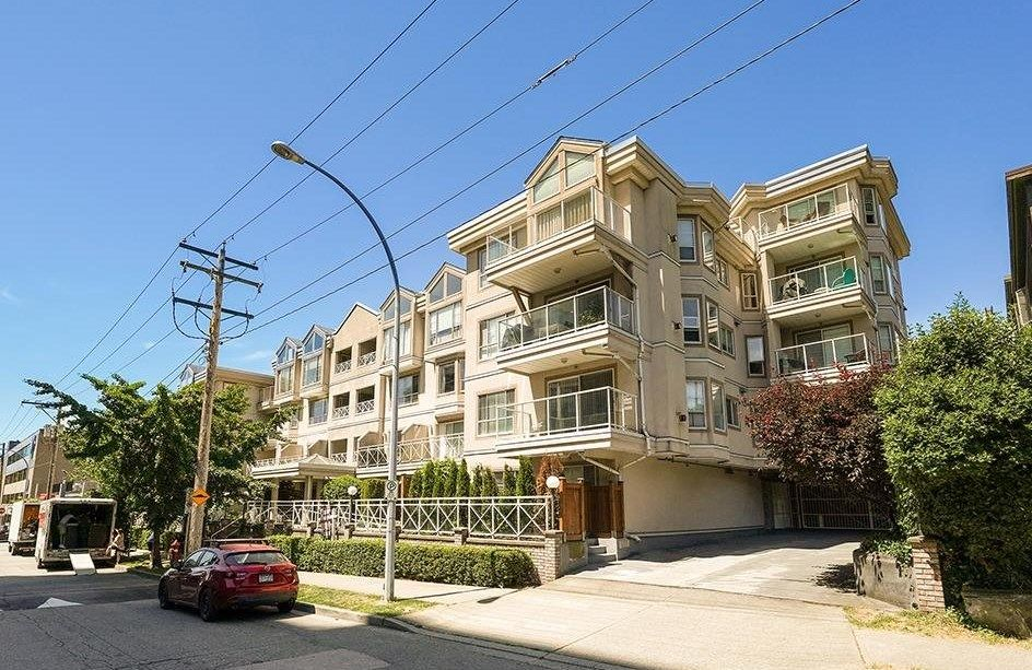 Main Photo: 503 525 AGNES STREET in New Westminster: Downtown NW Condo for sale : MLS®# R2596157