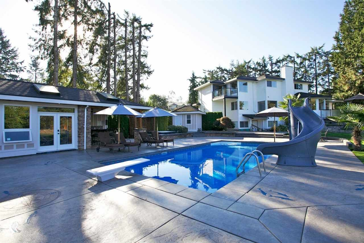 "Main Photo: 18171 72ND Avenue in Surrey: Clayton House for sale in ""CLAYTON HILL"" (Cloverdale)  : MLS®# F1451590"