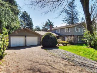 Photo 1: 4157 SALISH Drive in Vancouver: University VW House for sale (Vancouver West)  : MLS®# V908570