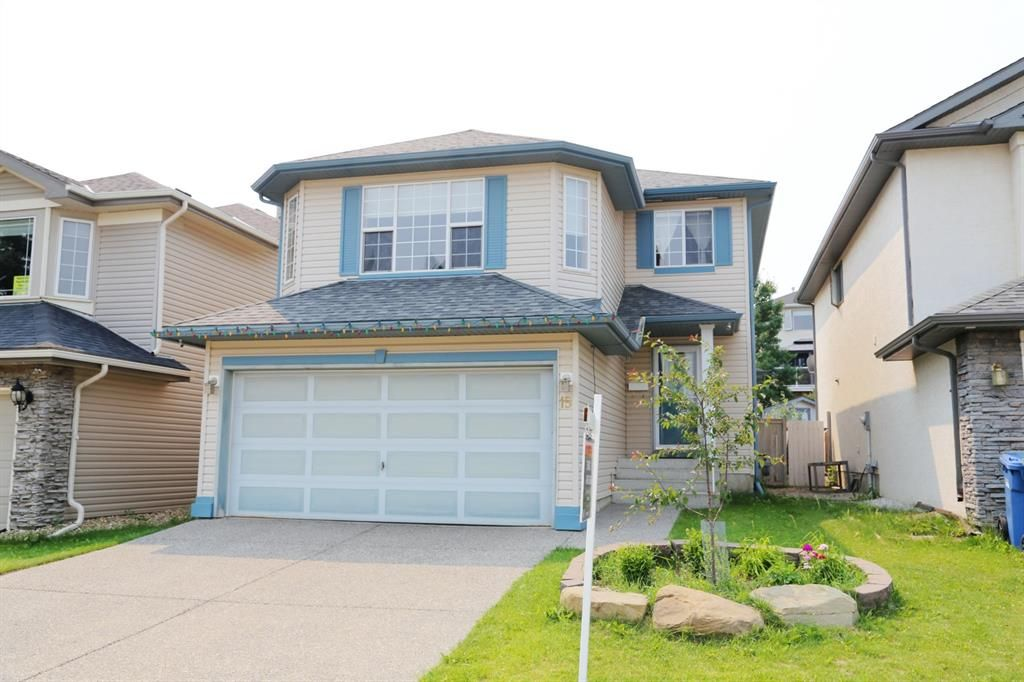 Main Photo: 15 Citadel Meadow Grove NW in Calgary: Citadel Detached for sale : MLS®# A1129427