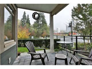 "Photo 12: 112 101 MORRISSEY Road in Port Moody: Port Moody Centre Condo for sale in ""LIBRA AT SUTER BROOK VILALGE"" : MLS®# R2010522"