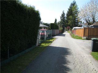 Photo 17: 1217 LAMERTON AV in Coquitlam: Harbour Chines House for sale : MLS®# V1114353