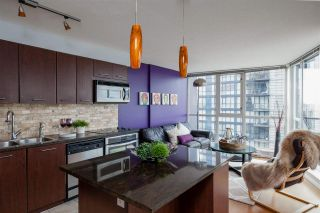 """Photo 3: 2508 1155 SEYMOUR Street in Vancouver: Downtown VW Condo for sale in """"BRAVA"""" (Vancouver West)  : MLS®# R2120321"""