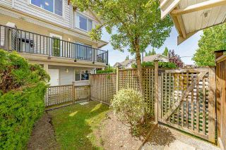 """Photo 36: 9 5388 201A Street in Langley: Langley City Townhouse for sale in """"The Courtyard"""" : MLS®# R2581749"""