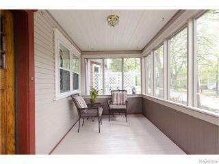 Photo 2: 166 Ruby Street in Winnipeg: West End / Wolseley Residential for sale (West Winnipeg)  : MLS®# 1612567