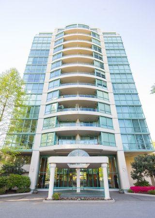 "Photo 1: 1109 8871 LANSDOWNE Road in Richmond: Brighouse Condo for sale in ""CENTRE POINTE"" : MLS®# R2169587"