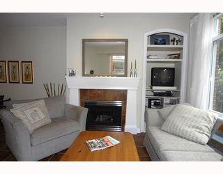 "Photo 3: 116 1675 W 10TH Avenue in Vancouver: Fairview VW Condo for sale in ""NORFOLK HOUSE"" (Vancouver West)  : MLS®# V654117"