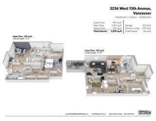 "Photo 40: 3236 W 13TH Avenue in Vancouver: Kitsilano House for sale in ""KITSILANO"" (Vancouver West)  : MLS®# R2621585"