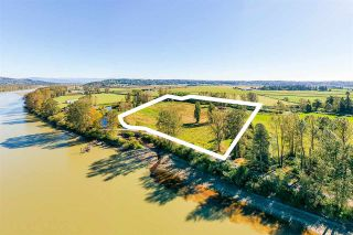Photo 3: 27612 RIVER Road in Abbotsford: Bradner Land for sale : MLS®# R2502540