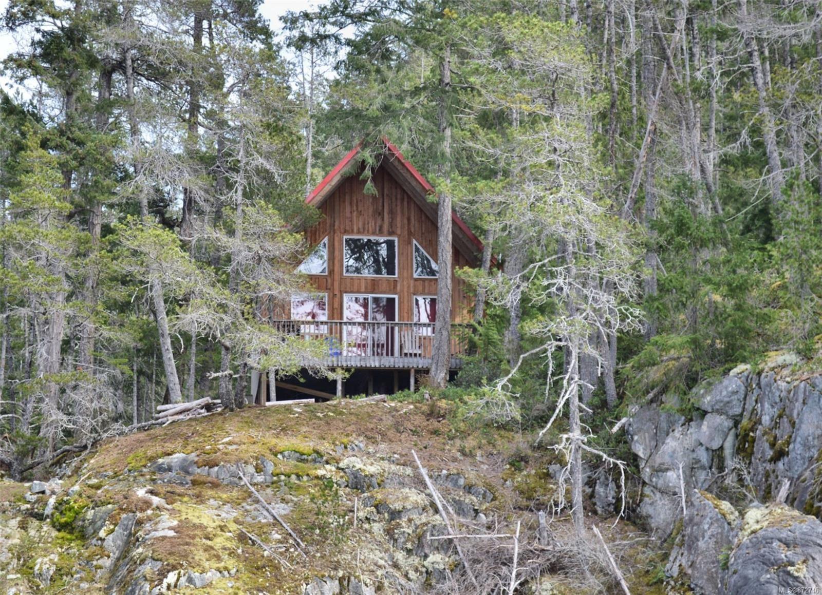 Main Photo: SL3 Read Island in : Isl Read Island House for sale (Islands)  : MLS®# 872746