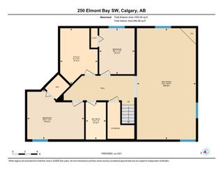 Photo 39: 250 Elmont Bay SW in Calgary: Springbank Hill Detached for sale : MLS®# A1119253