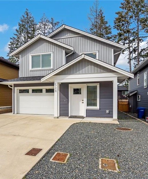 Main Photo: 528 Steeves Road in Nanaimo: House for rent