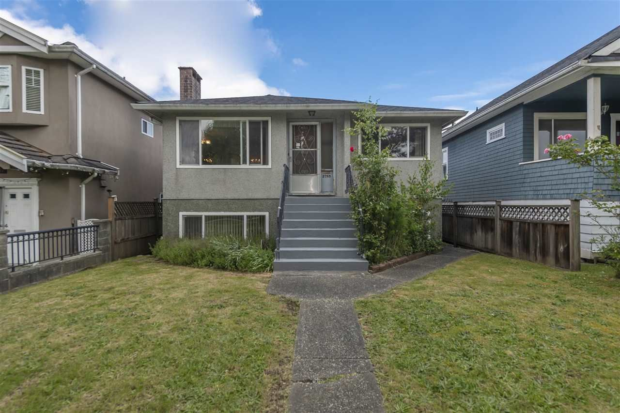 Main Photo: 2755 E 1ST Avenue in Vancouver: Renfrew VE House for sale (Vancouver East)  : MLS®# R2587016