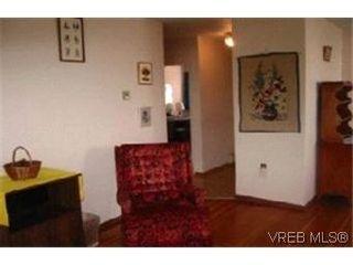Photo 4:  in VICTORIA: Vi Oaklands House for sale (Victoria)  : MLS®# 366551