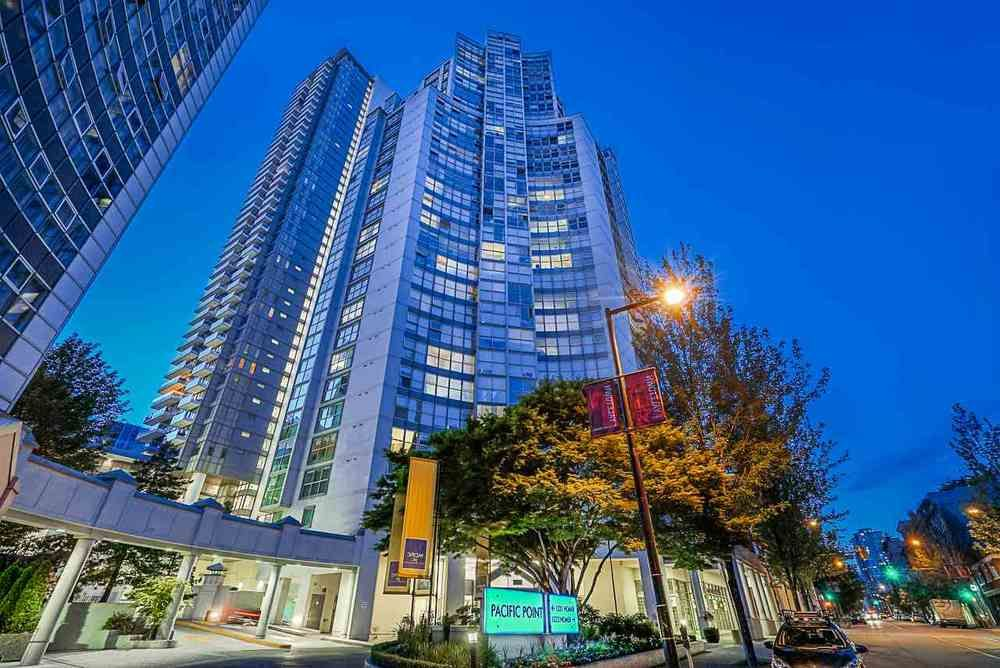 Main Photo: 1001 1323 HOMER STREET in Vancouver West: Yaletown Home for sale ()  : MLS®# R2372136