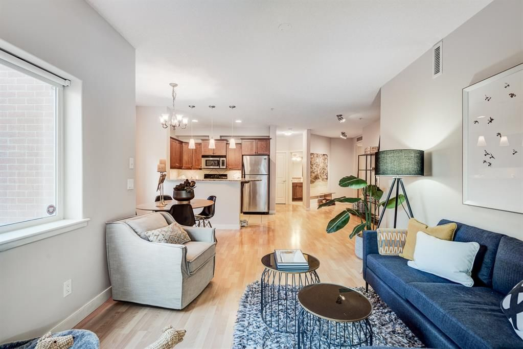 Photo 11: Photos: 102 509 21 Avenue SW in Calgary: Cliff Bungalow Apartment for sale : MLS®# A1100850