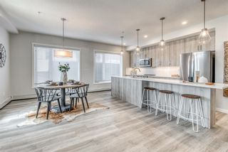Photo 12: 114 71 Shawnee Common SW in Calgary: Shawnee Slopes Apartment for sale : MLS®# A1099362