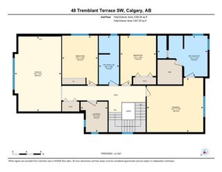 Photo 50: 48 Tremblant Terrace SW in Calgary: Springbank Hill Detached for sale : MLS®# A1131887
