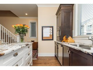 """Photo 11: 629 2580 LANGDON Street in Abbotsford: Abbotsford West Townhouse for sale in """"Brownstones"""" : MLS®# R2077137"""