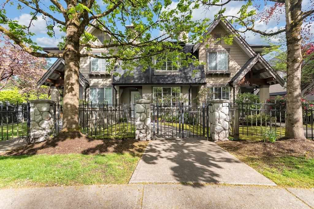 """Main Photo: 8 8415 CUMBERLAND Place in Burnaby: The Crest Townhouse for sale in """"ASHCOMBE"""" (Burnaby East)  : MLS®# R2576474"""