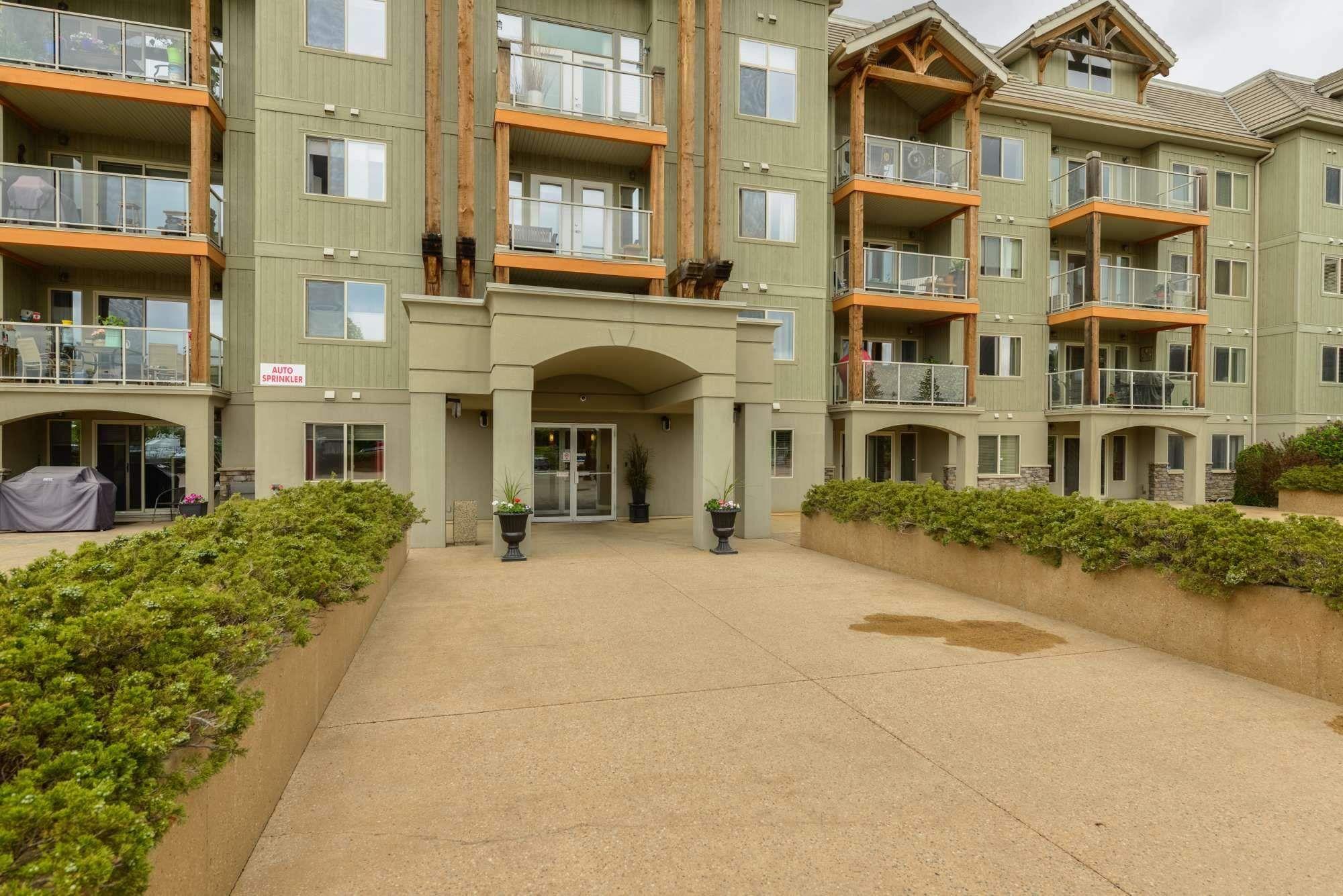 Main Photo: 427 278 SUDER GREENS Drive in Edmonton: Zone 58 Condo for sale : MLS®# E4249170