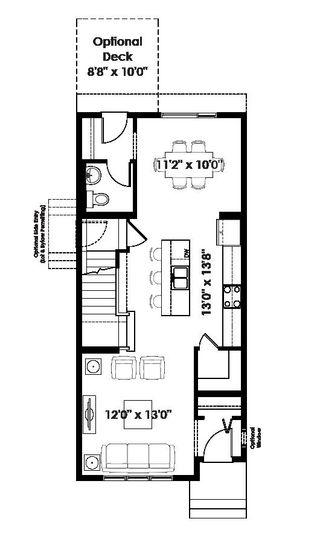 Photo 15:  in Edmonton: Zone 30 House Half Duplex for sale : MLS®# E4263952