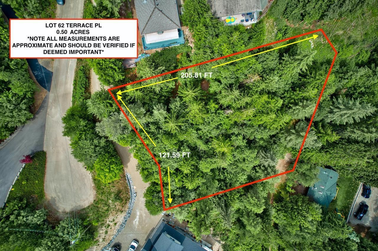 Main Photo: Lot 62 Terrace Place, in Blind Bay: Vacant Land for sale : MLS®# 10232785