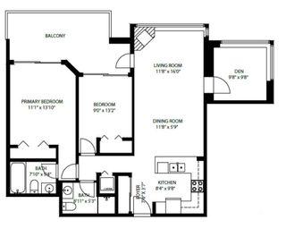 "Photo 16: 502 4388 BUCHANAN Street in Burnaby: Brentwood Park Condo for sale in ""Buchanan West"" (Burnaby North)  : MLS®# R2603611"