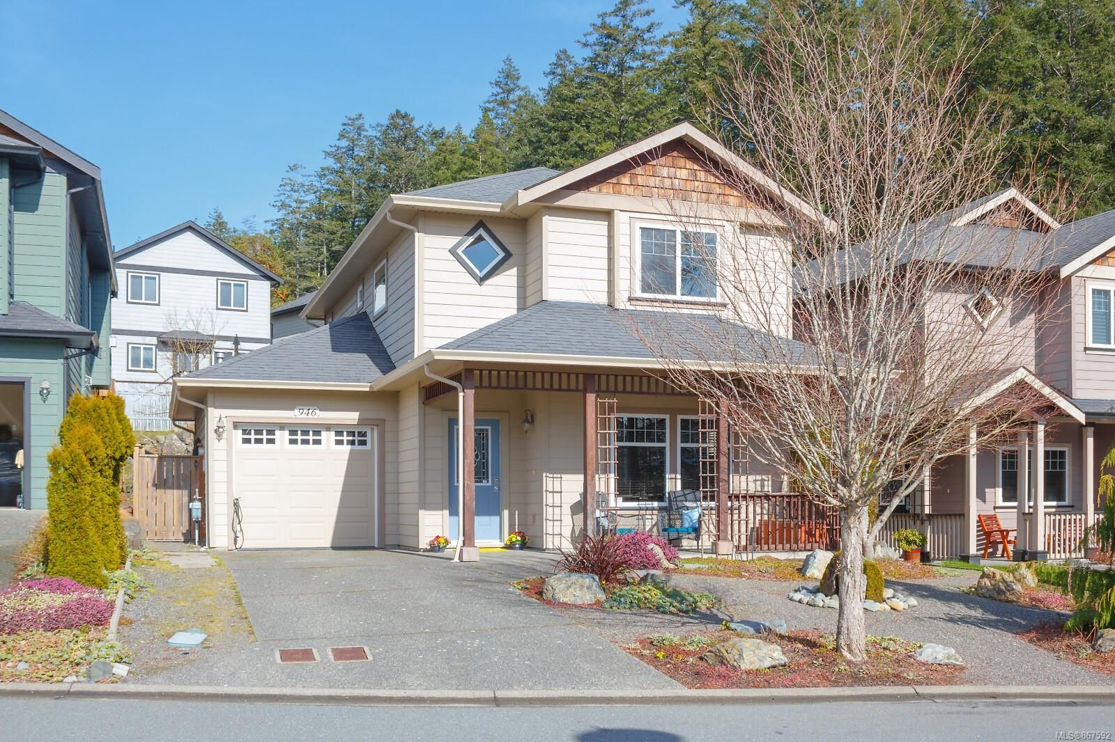 Main Photo: 946 Thrush Pl in : La Happy Valley House for sale (Langford)  : MLS®# 867592
