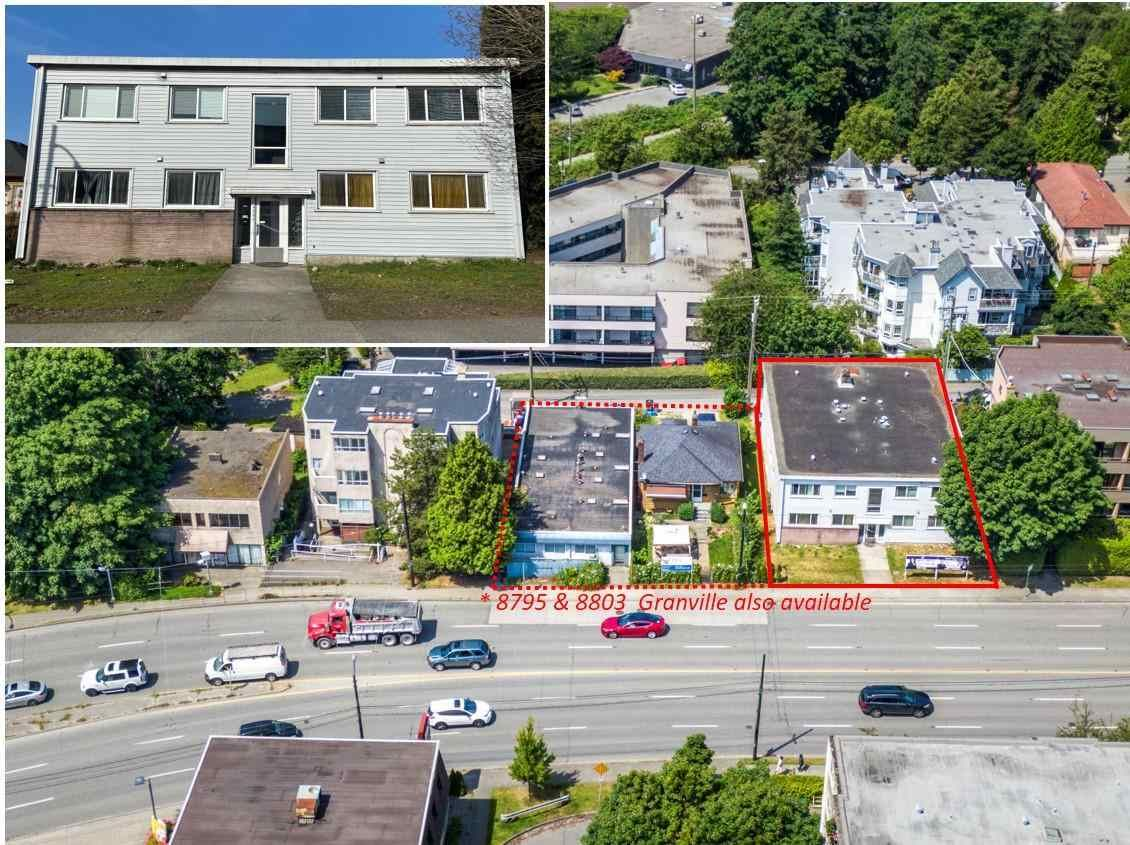 Main Photo:  in Vancouver: Marpole Land Commercial for sale (Vancouver West)  : MLS®# C8037558