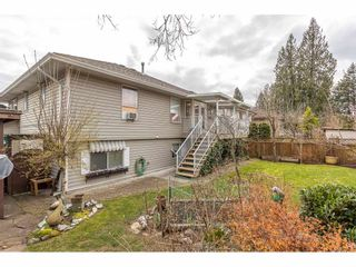 Photo 33: 35275 BELANGER Drive: House for sale in Abbotsford: MLS®# R2558993