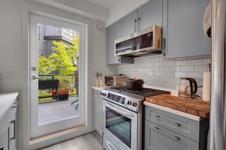 """Photo 8: TH106 1855 STAINSBURY Avenue in Vancouver: Victoria VE Townhouse for sale in """"THE WORKS"""" (Vancouver East)  : MLS®# R2624701"""