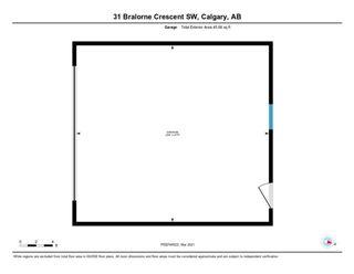 Photo 27: 31 Bralorne Crescent SW in Calgary: Braeside Detached for sale : MLS®# A1083232