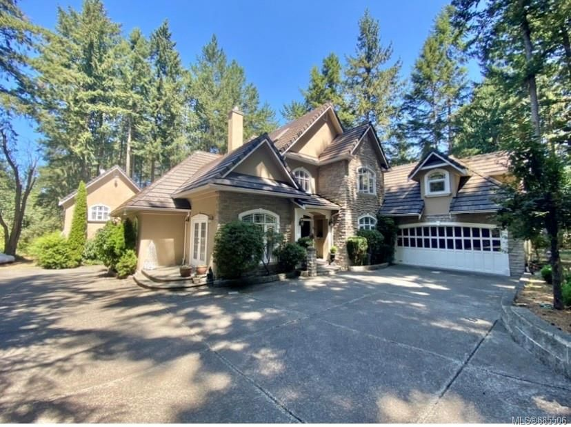 Main Photo: 870 Falkirk Ave in North Saanich: NS Ardmore House for sale : MLS®# 885506